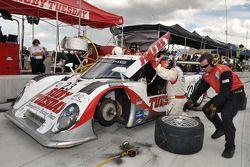 #23 Alex Job Racing Porsche Riley: Bill Auberlen, Joey Hand