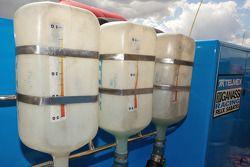 Ganassi Racing fuel cells