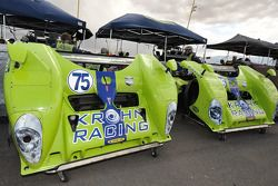 Krohn Racing spare front ends