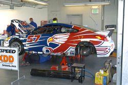 #57 Stevenson Motorsports Pontiac GXP