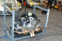 Porsche race engine