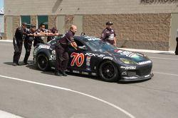 #70 SpeedSource Mazda RX-8