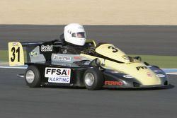 31-José Fernando Ribeiro Silva Costa-Team Ferro Motorsport
