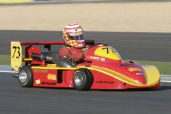 73-Gavin Bennett-GBR Racing Team
