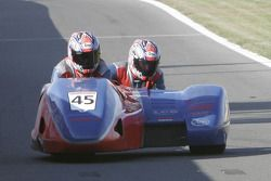 45-Andy Percy, Michael Swift-Reliance Racing