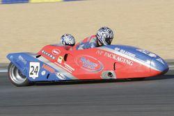 24-Milan Spendal, Peter Hill-Reliance Racing