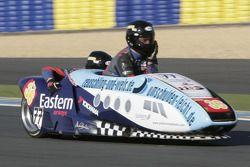 77-Tim Reeves, Patrick Farrance-Prof. Dr. Sallmon, Eastern Airways Motorsport