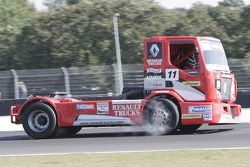 11-Markus Altenstrasser-Frankie Truck Racing Team