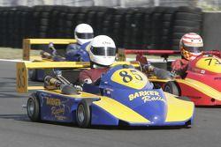 85-Gary Parkes-Barker Racing Team
