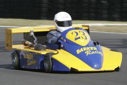 23-David Maxim-Barker Racing Team
