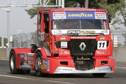 11-Markus Altenstrasser-Frankie Truck Racing Team