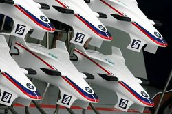 Ailerons avant BMW Sauber F1 Team