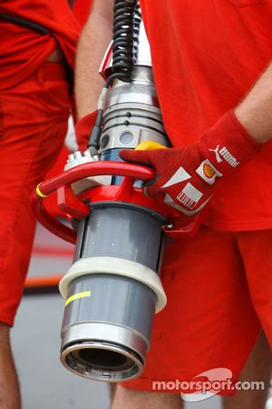 Plein d'essence, Scuderia Ferrari