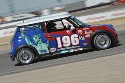 #196 RSR Motorsports Mini Cooper S: Owen Trinkler, BJ Zacharias
