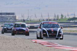 #171 APR Motorsport Volkswagen GTI: Ian Baas, Dion von Moltke