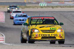 #06 Project Motorsports Chevrolet Cobalt SS: Derek DeBoer, Tom Smurzynski