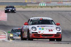 CMAX / Unitech Racing Porsche 997 : David Riddle, Kris Wilson