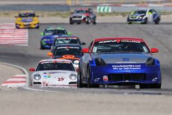#15 No Hot Wire Racing Nissan 350Z: Richard Biscevic, Bill Maher
