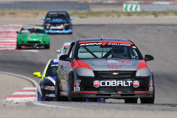 #138 GS Motorsports Chevrolet Cobalt SS: Andrew Danyliw, Steve Kent