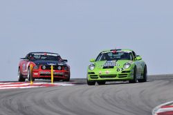 #83 BGB Motorsports Porsche 997: Jon Miller, Craig Stanton