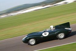 Sussex Trophy : Gary Pearson-55 Jaguar Dtype