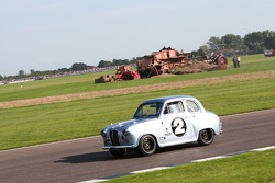 St. Mary's Trophy (1re partie): Jackie Oliver, Austin A35 1958