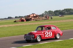 St. Mary's Trophy (1re partie): Andy Rouse, Volvo PV544 1958