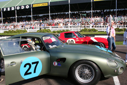 Tourist Trophy grid: 1961 Aston Martin Project 212