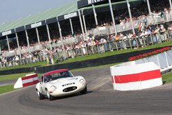 Martin Brundle/ Adrian Newey, jaguar E-type lightweight 1963