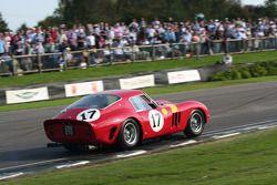 Tourist Trophy race: Nick Mason/Marino Franchitti - Ferrari 250 GTO