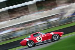 Tourist Trophy: John Fitzpatrick/John Young - Chevrolet corvette Sting Ray