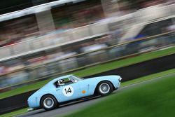Tourist Trophy : Brian Redman/JM Martin - Ferrari 250 GT SWB