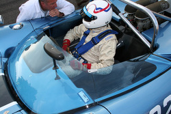 Simon Hadfield, Lola-Chevrolet T70 Spyder 1965
