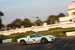 Whitsun Trophy : Shawn Lynn-Ford GT40