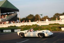 Whitsun Trophy : Jon Minshaw - Lola-Chevrolet T70 Spyder 1965