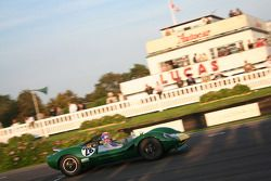 Whitsun Trophy Race: Paul Whight-Lotus Ford 30/40