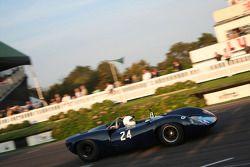 Whitsun Trophy : Frank Sytner-Lola-Chevrolet T70 Spyder 1965