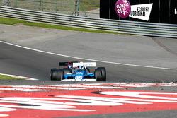 Alain De Blandre (B) Ryschka Motorsport, CART Lola Cosworth 2.8 V8 Turbo (formerly driven by J. Jones)