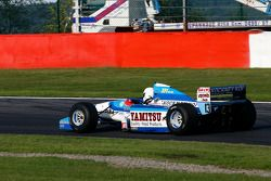 Tour de formation : Peter Seldon (GB) Serverwaregroup, F1 Benetton B194 Ford HB 3.5 V8