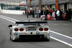 Francorchampagne at Spa-Francorchamps: Belgian GT Championship