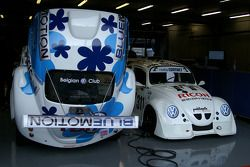 Francorchampagne Races at Spa-Francorchamps: VW Fun Cup