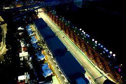 El circuito y la ciudad