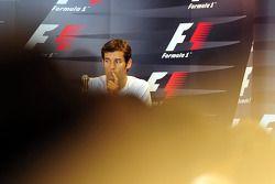 Conférence de presse FIA du jeudi : Mark Webber