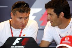 Conférence de presse FIA du jeudi : David Coulthard et Mark Webber
