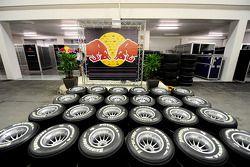 Des pneus Bridgestone et une interview de Red Bull Racing