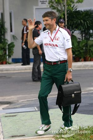 Nick Fry, Honda Racing F1 Team, Geschäftsführer