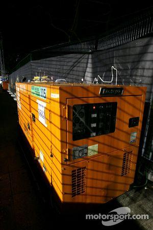 Un générateur pour l'éclairage