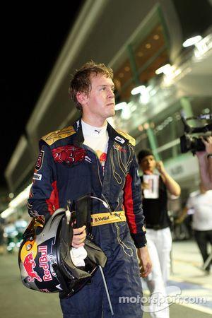 Sebastian Vettel, Scuderia Toro Rosso- Championnat du Monde de Formule 1, Grand Prix de Singapour, essais de vendredi