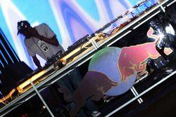 Red Bull Party at Sentosa Island: Maxi Jazz