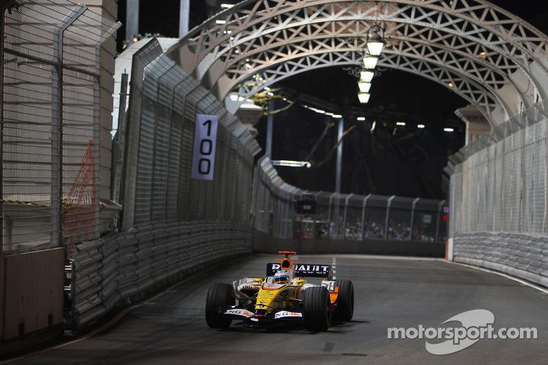 2008: Fernando Alonso, Renault R28